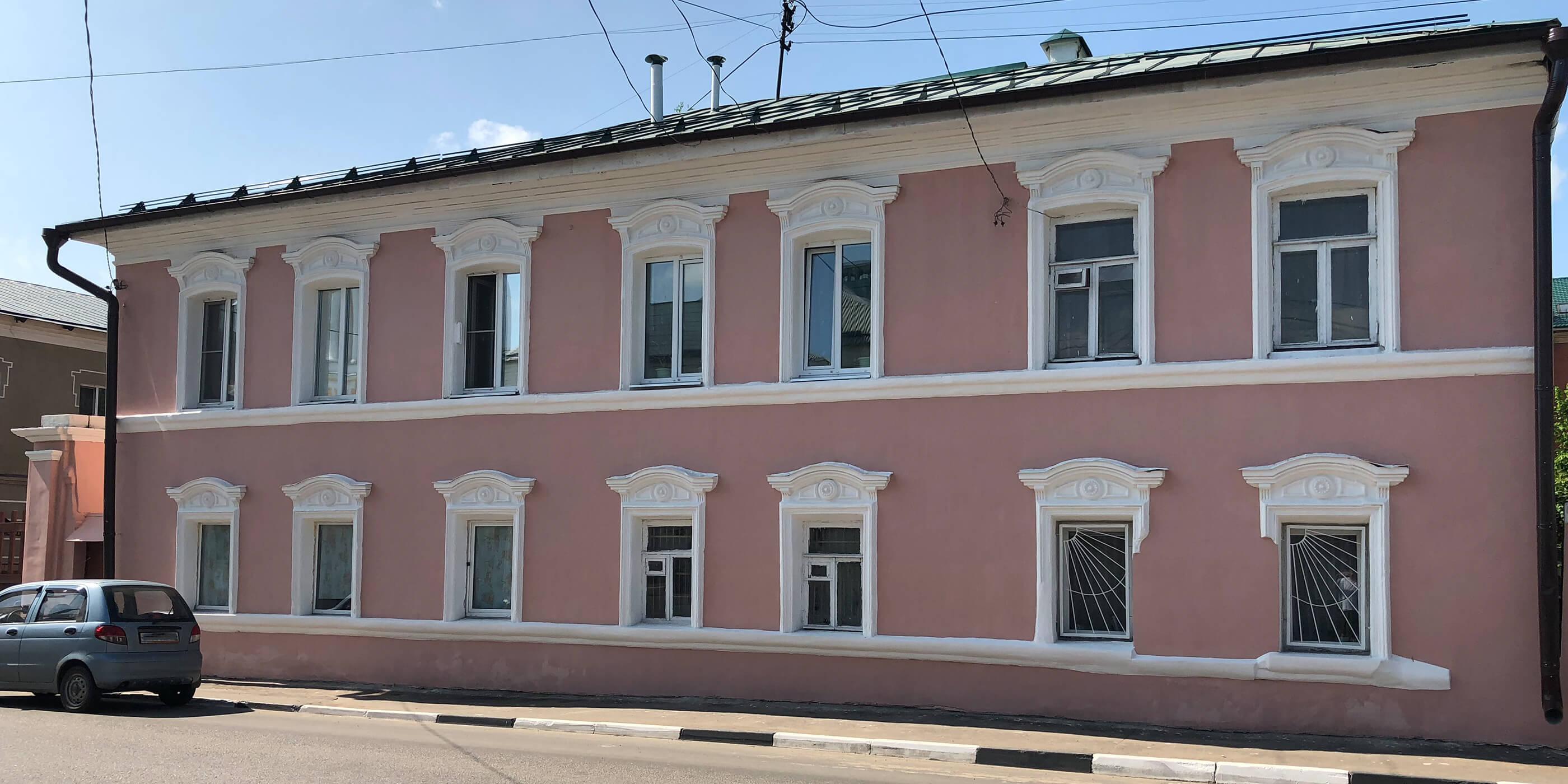 г.о. Коломна, ул. Красногвардейская, д. 13