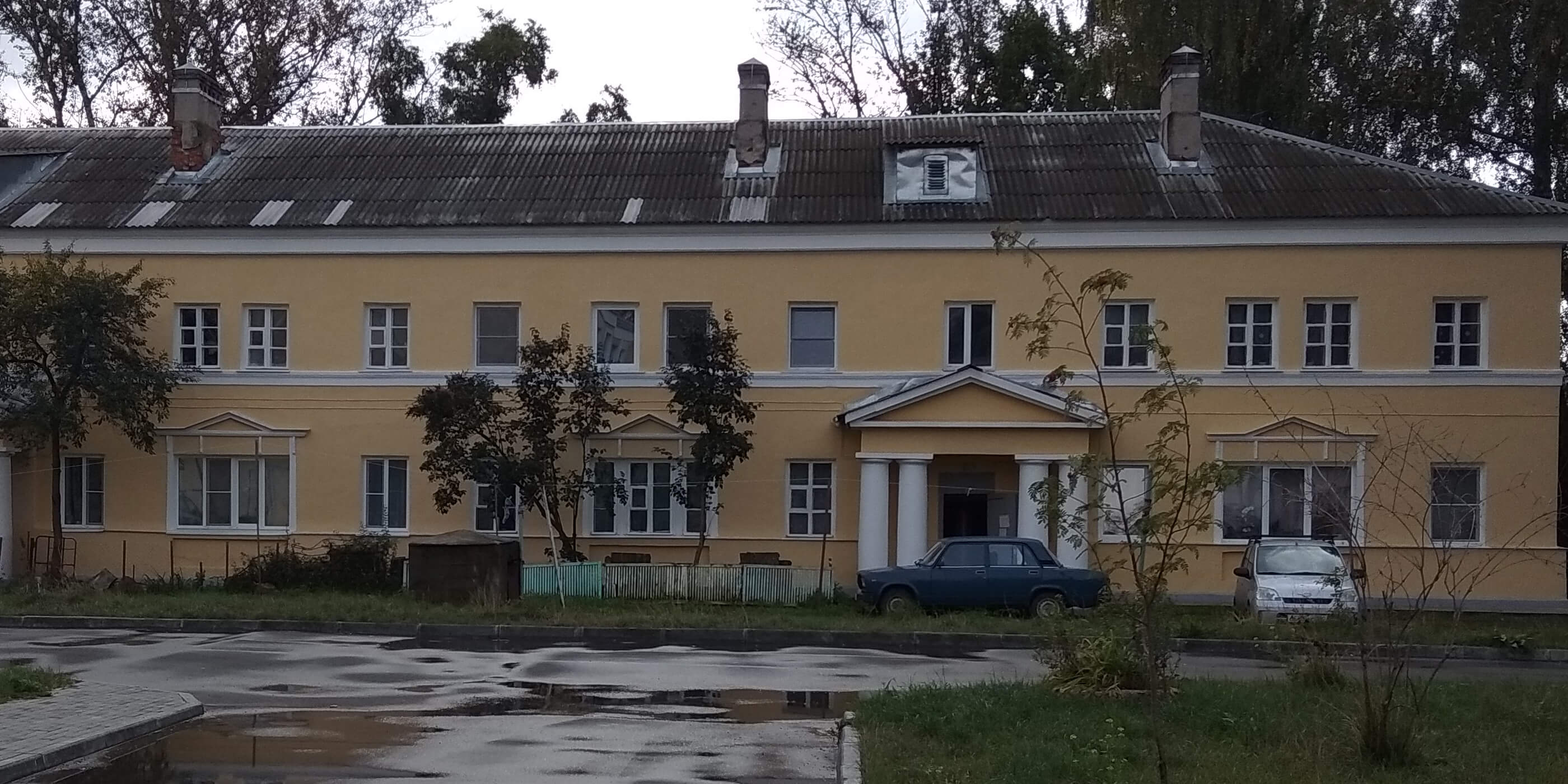 г. Коломна, пр. Панфиловцев, д. 17
